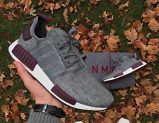 ADIDAS NMD RUNNER R1 GREY / MAROON  CQ0761 BRAND NEW, ALL SIZES AVAILABLE
