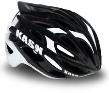 Kask Mojito Road Bike Cycling Helmet - Black/White