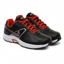 Nike Mens Trainers Dart 9 Leather Running Shoes Black 443862-005