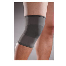 Solace Care Bamboo Charcoal KNEE SUPPORT– Aching Knee Brace - Organic Fiber Knee