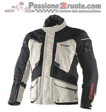 Dainese Ridder D1 Peyote Gore-tex moto chaqueta impermeable y respirable