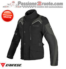 Chaqueta motorrad Dainese Tempest Señora D-dry negro dark touring impermeable 4
