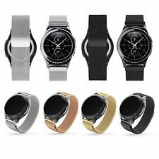 Metal Mesh Magnetic Watch Band Strap For Samsung Gear S3 SM-R770 SM-R760 SM-R765