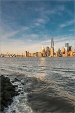 Poster / Leinwandbild NEW YORK CITY 11 - Tom Uhlenberg