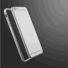Luxury Aluminum Metal Soft Silicone Bumpr Protector Case For Apple iPhone 7 4.7""