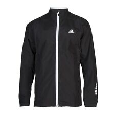 Adidas Golf Paclite Gore-Tex Waterproof Jacket - Black