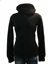 BENCH  Fleece Jacke FUNNEL NECK  black  Gr: XS, S, M, L, XL
