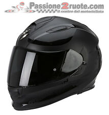 Casco integrale Scorpion Exo 510 air Sublime nero Black