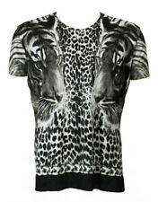 Sons of Heroes Hombre Doble Tigre camiseta blanca (SHTS012)