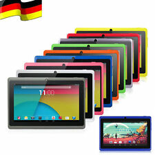 "16GB 7"" Zoll Quad Core 1024x600 HD Android 4.4 Touchscreen WIFI Tablet PC Pad"