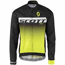 Mantellina Scott RC PRO WB Black/Yellow/JACKET RC PRO WB SCOTT BLACK/YELLOW