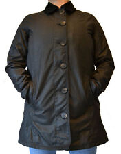 Barbour Donna Islay Cera Giacca Nero (BBJK006)