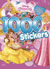 Disney Princess 1000 Stickers and 60 Activities Book | Belle | 64 Pages 1-5pk