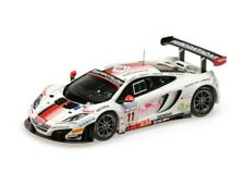 MODELLINO McLAREN MP4-12C GT3 ART GRAND PRIX 24H SPA 2013 IN RESINA MINICHAMPS