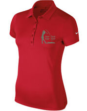 Official Nike Polo Embroidered Personalised Womens Golf  Polo, FREE Golf Towel 4