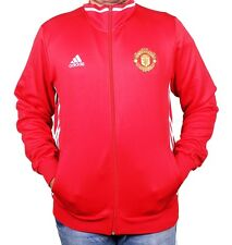 Manchester United Jersey / Jackets / Zippers (Red)