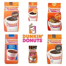 Dunkin Donuts Coffee 311g (11 oz) American Coffee - Various Flavour - USA Import