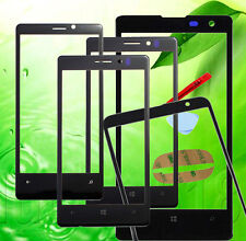 Scheibe Glas Screen Outer Glass Lens Replacement Für Nokia Lumia Microsoft Phone