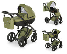 New Mirage 3in1 Kinderwagen Baby Pram Buggy Car Seat Poussette Travel System New