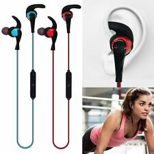 Sport Stereo Earphone Wireless Bluetooth In-Ear Headset Handsfree for Cell Phone