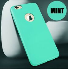 Luxury Rubber Skin Ultra Slim Soft Silicone Back Cover Case For iPhone 5 5S SE
