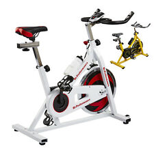Cyclette Ciclismo Studio Bicicletta Cardio Resistance Fitness On Board Computer