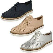 Clarks Zapatos Mujer CASUAL Glick Resseta