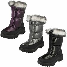 infantil REFLEX Botas De Nieve Disponible en 2 COLORES