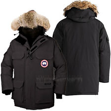CANADA GOOSE Mens Graphite EXPEDITION PARKA Down JACKET
