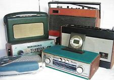 VINTAGE ROBERTS PORTABLE RADIOS and OTHERS ~ click SELECT - to browse