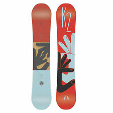 K2 Snowboard - Fastplant - All-Mountain, Freestyle, Twin, Bamboo - 2017