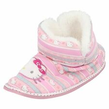 FILLES HELLO KITTY CHAUSSONS BOTTINES