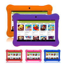 "NUOVO 7""POLLICI BAMBINI ANDROID 4.4 TABLET PC QUAD CORE 8GB WI-FI UK PER"