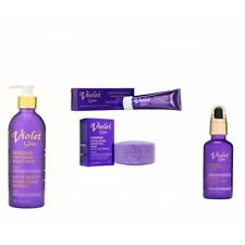 Violet Glow Extensive Lightening Beauty Products