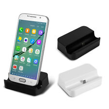 Universal Charger Docking Station Desktop Cradle Stand Adapter Sync Dock Android