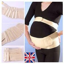 UK WOMENS MATERNITY PREGNANCY BABY BUMP BELLY SUPPORT BRACE BAND FOR BACK PAIN