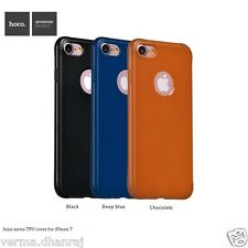 """* ORIGINAL HOCO * Ultra thin TPU Back Cover Case For Apple iPhone 7 (4.7"""")"""