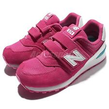 New Balance KV574CZY W Wide Pink Blue Kids Running Shoes Sneakers KV574CZYW