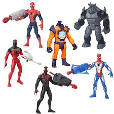 Marvel figure Ultimate Spider-man Sinister 6 Spiderman Hasbro Figures new