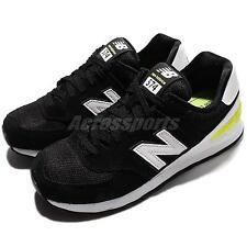 New Balance WL574CNA B BLack White Green Women Running Shoes Sneakers WL574CNAB