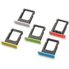 SIM Card Tray Holder compatible with Apple iPhone 4/4S/5/5S/6/6S/6+/6S+/7/7+