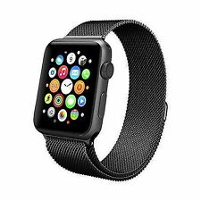 Milanese Loop bracelet Stainless Steel Watch Strap Band For Apple iWatch 42mm