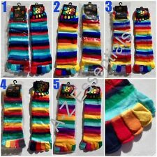 TOE SOCKS - HIGH QUALITY, STRIPY, COMFORTABLE & WARM! FOR GIRLS & WOMEN
