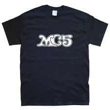 MC5 Camiseta Tallas S M L Xl Xxl Colores Negro, blanco
