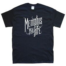 Memphis May Fire Camiseta Tallas S M L Xl Xxl Colores Negro, blanco
