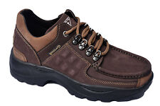 WOODLAND ORIGINAL MENS RB.BROWN 4092 ADVENTURE CASUAL LACED SHOES