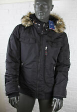 Tom Tailor Blouson Jacket with Hood NEU UVP:129,99€ Regular Fit Kapuze abnehmbar