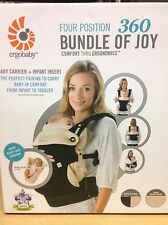 Authentic Ergobaby Four Position 360 baby carrier Bundle Of Joy