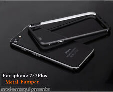 Iphone 7 7+ 7 Plus Bumper Case Aluminium Metal Screw less Design High Quality