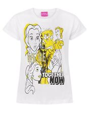 Disney Beauty And The Beast Belle Together Girl's T-Shirt